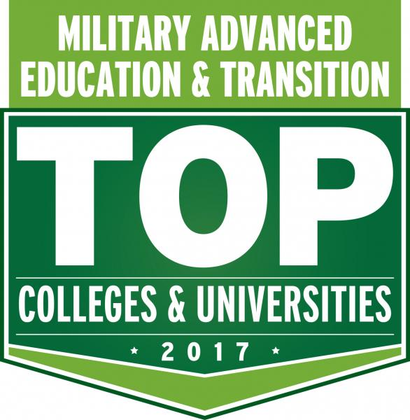 Top Military Advanced Education & Transition Colleges & Universities 2017